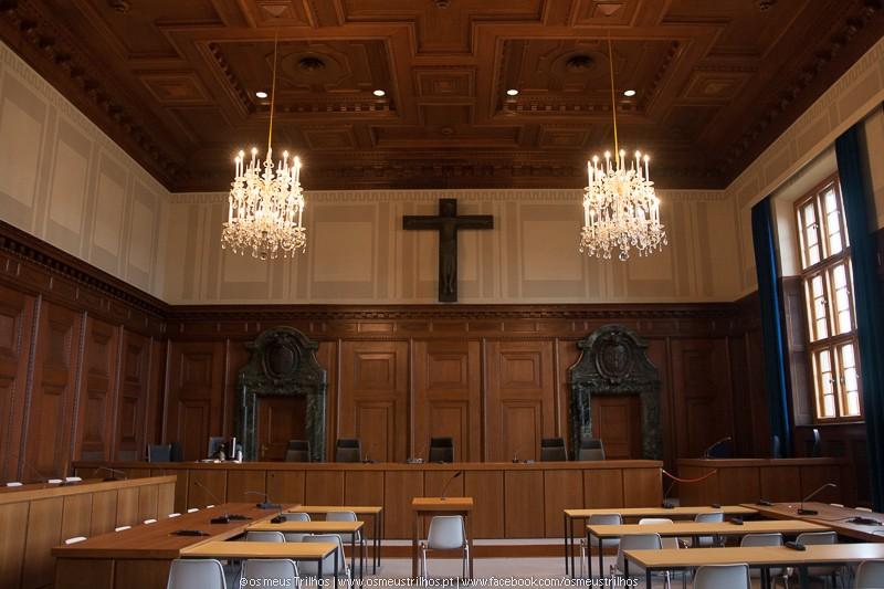 Julgamentos de nuremberga quando a justi a se sobrep e ao for Sala 600 nuremberg