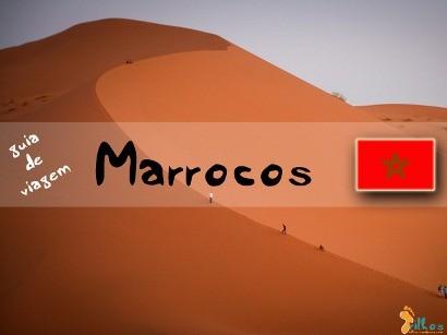 Marrocos. As cores quentes de África