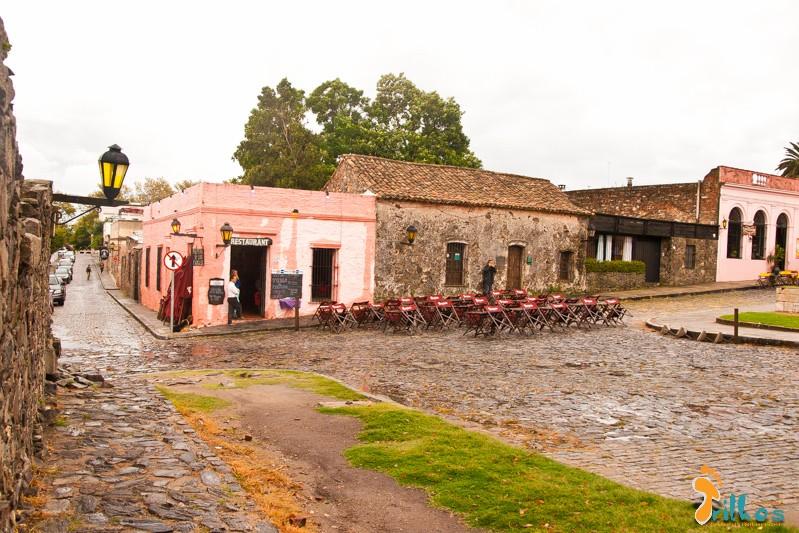 colonia de sacramento - Uruguai