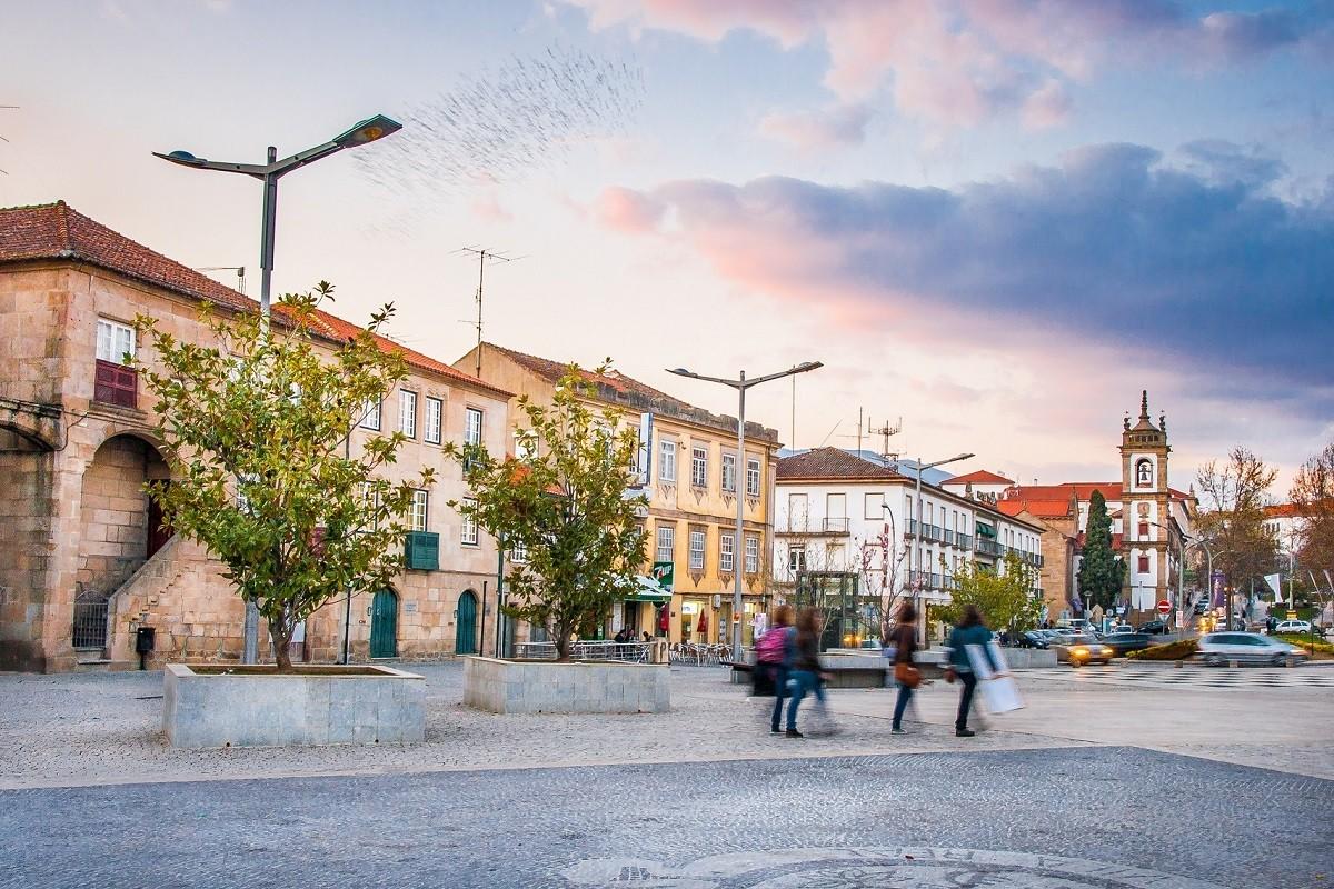A bila, Vila Real