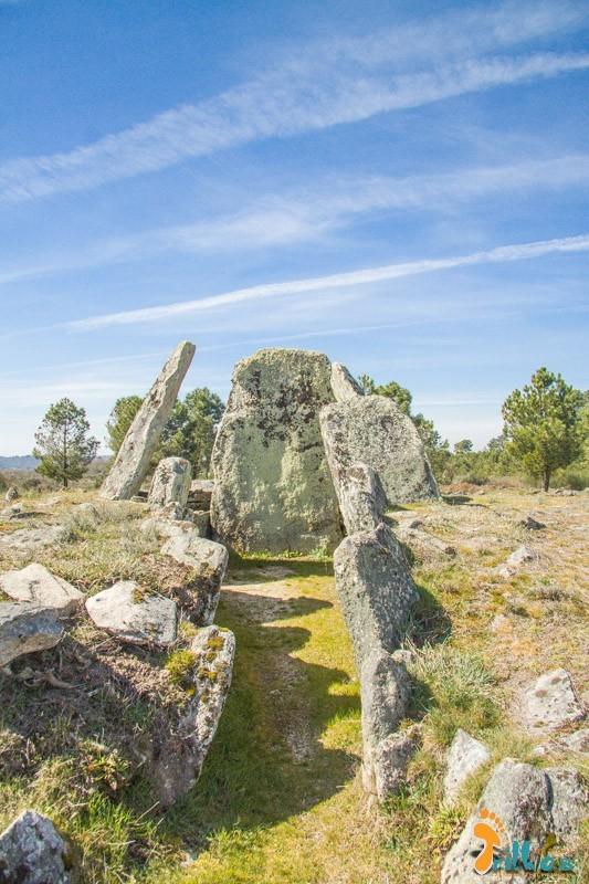 Necrópole Megalítica de Lameira de Cima, Penedono-1-2