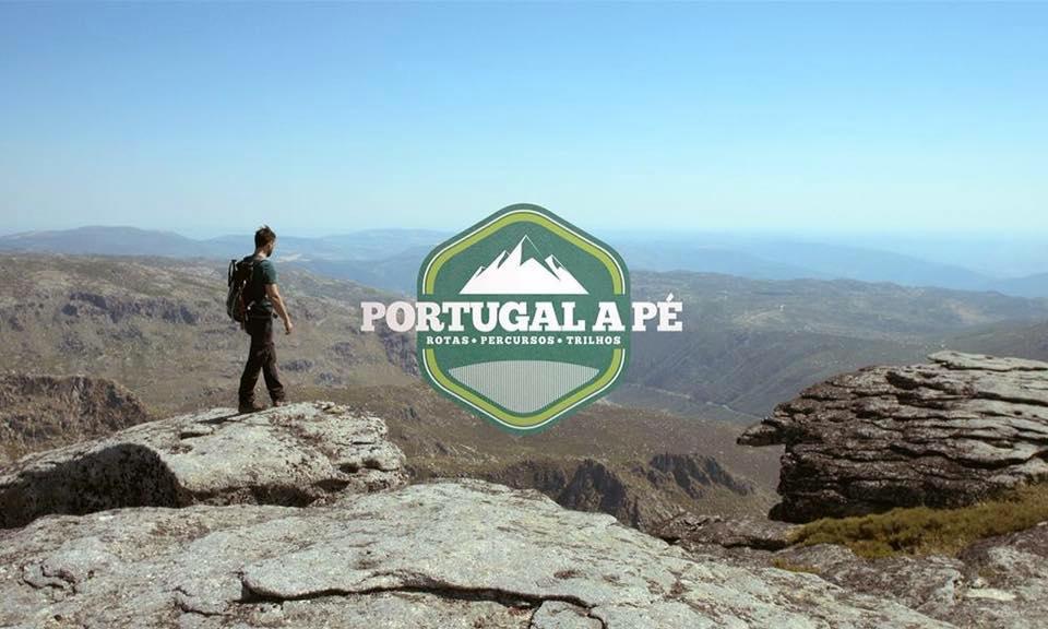 portugal a pe - logo
