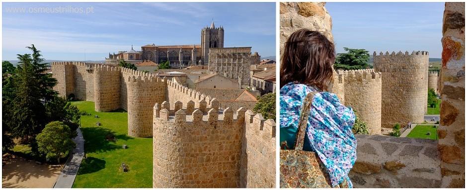 Muralhas de Avila - Spain