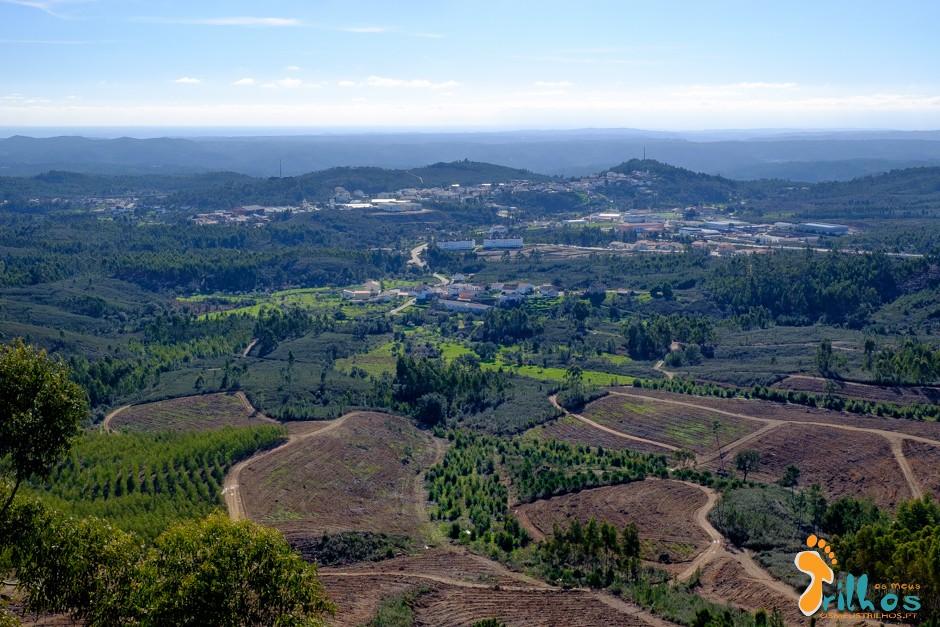 Pico da Melriça - Centro Geodésico de Portugal - Osmeustrilhos-4