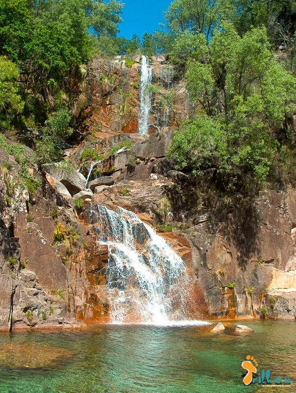 cascatas Gerês - Cascatas no Rio Arado