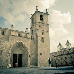 Cáceres, cidade monumental