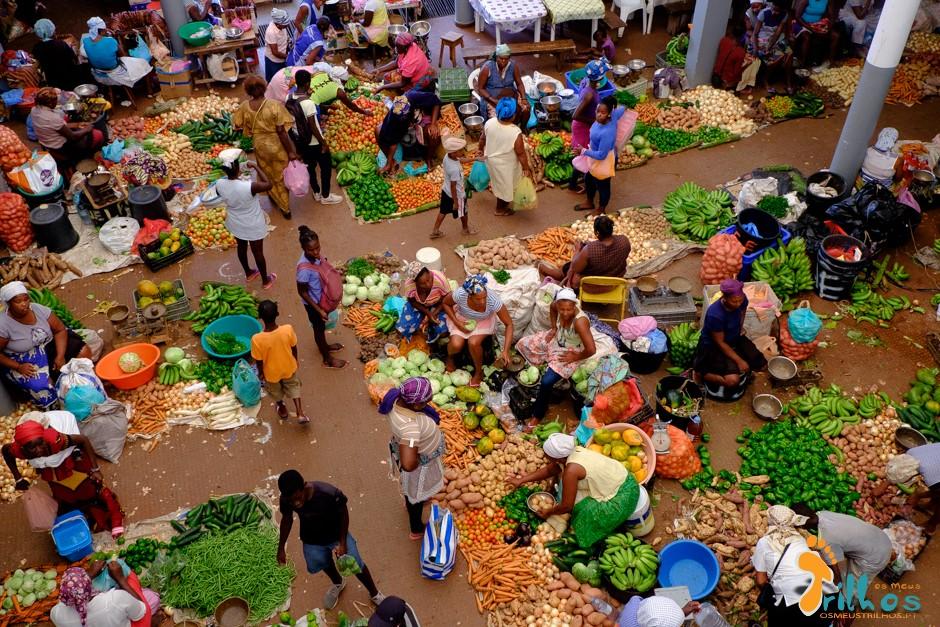 Visão geral do Mercado da Assomada