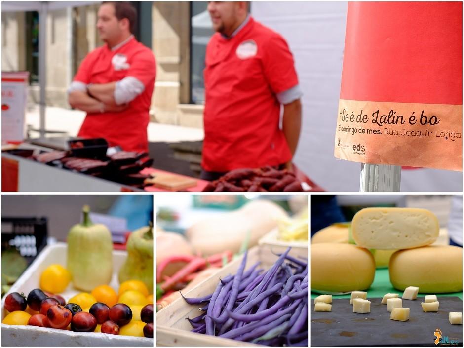 Mercado de Lalin - Galiza (galicia) - Os Meus Trilhos