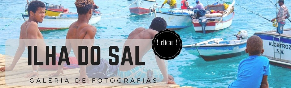 Ilha do Sal - Galeria de Fotos
