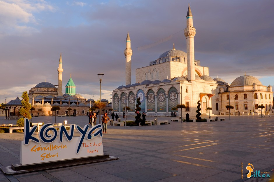 Konya.Turquia.OsMeusTrilhos