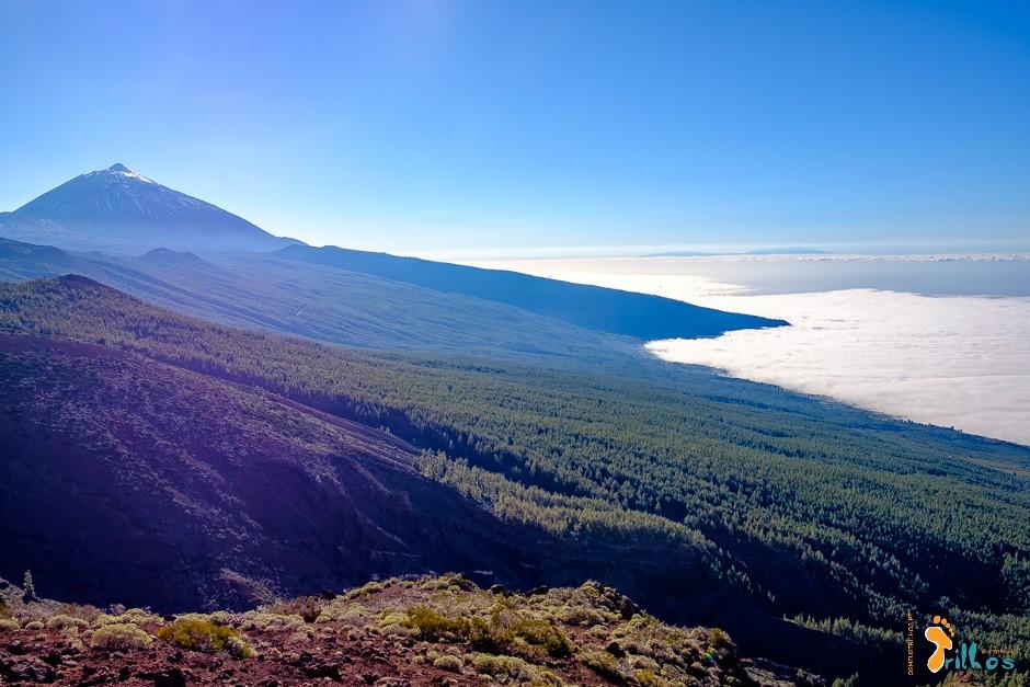 Tenerife.MarDeNubes.OsMeusTrilhos