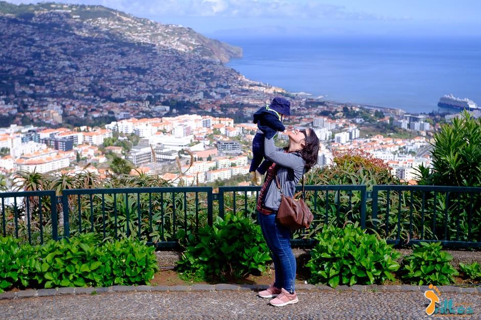 Miradouros da Madeira by www.osmeustrilhos.pt